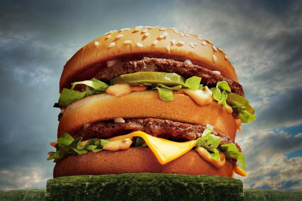 McDonald's Varlavägen