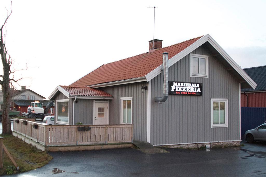 Mariedals Pizzeria